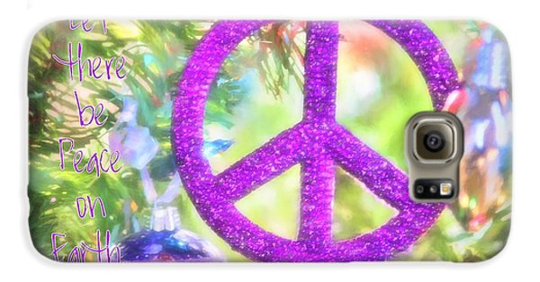 Let There Be Peace On Earth Galaxy S6 Case