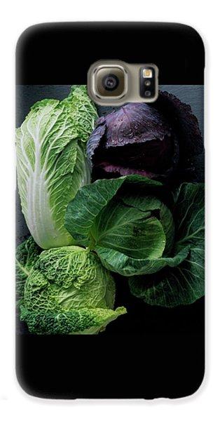 Lettuce Galaxy S6 Case by Romulo Yanes