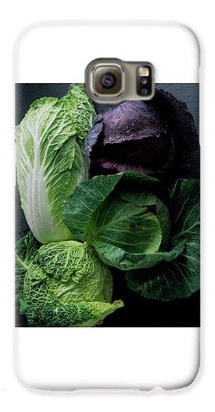 Lettuce Galaxy S6 Case