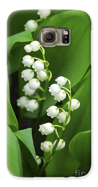 Lily-of-the-valley  Galaxy S6 Case