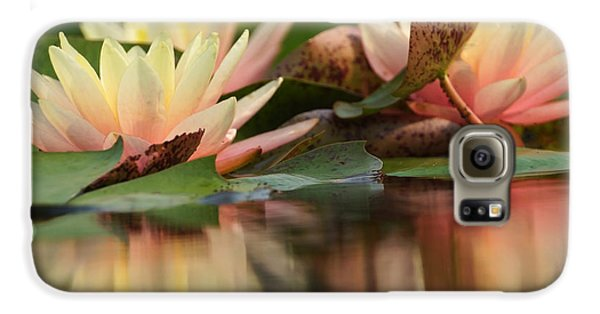 Lily Reflections 1 Galaxy S6 Case