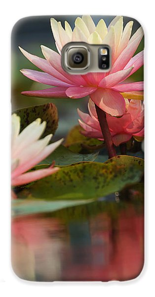 Lily Reflections 2 Galaxy S6 Case