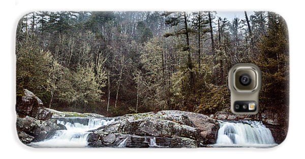 Linville Upper Falls Galaxy S6 Case