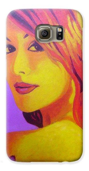 Lisa Darling IIi - The Irish Burlesque School Galaxy S6 Case