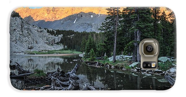 Little Bear Peak And Lake Como Galaxy S6 Case