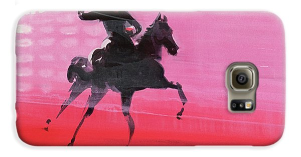 Horse Galaxy S6 Case - Lobby by Susie Hamilton