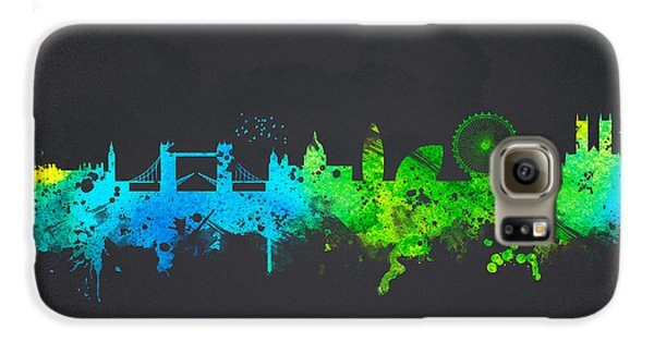 London England Galaxy S6 Case