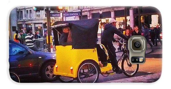 London Galaxy S6 Case - #london #street  #streetphoto #cars by Abdelrahman Alawwad