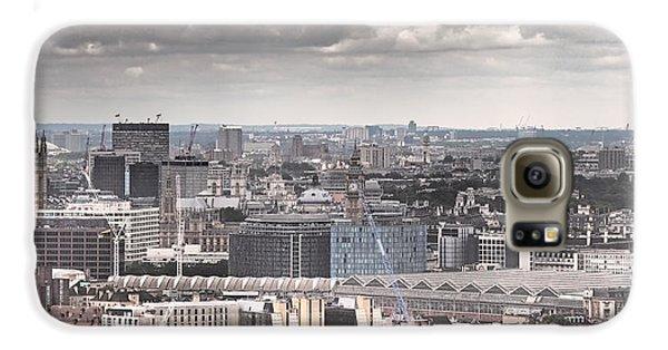 London Under Grey Skies Galaxy S6 Case