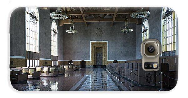 Los Angeles Union Station - Custom Galaxy S6 Case