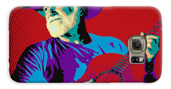 Jack Pop Art Galaxy S6 Case