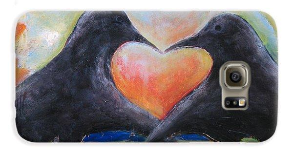 Love Birds Galaxy S6 Case