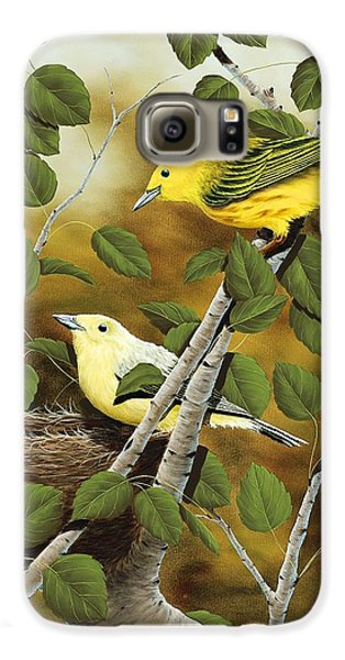 Love Nest Galaxy S6 Case by Rick Bainbridge