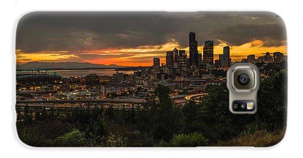 Lovely Seattle Galaxy S6 Case