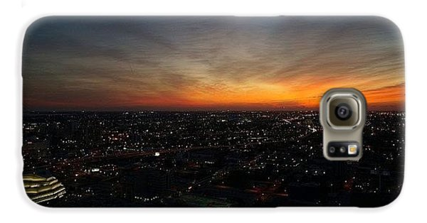 Iger Galaxy S6 Case - Magic City - Miami by Joel Lopez