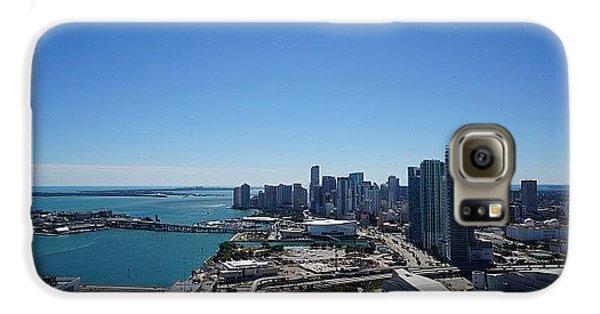 Iger Galaxy S6 Case - Magic City Skyline by Joel Lopez