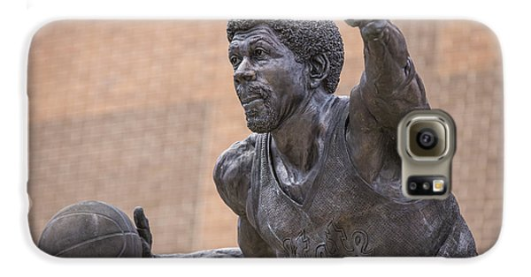 Magic Johnson Statue  Galaxy S6 Case