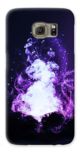 Wizard Galaxy S6 Case - Magic by Nicklas Gustafsson