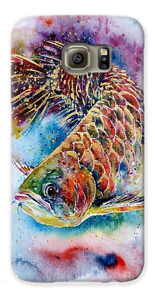 Magic Of Arowana Galaxy S6 Case
