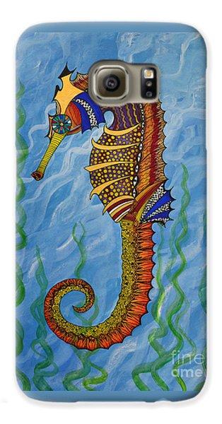 Magical Seahorse Galaxy S6 Case