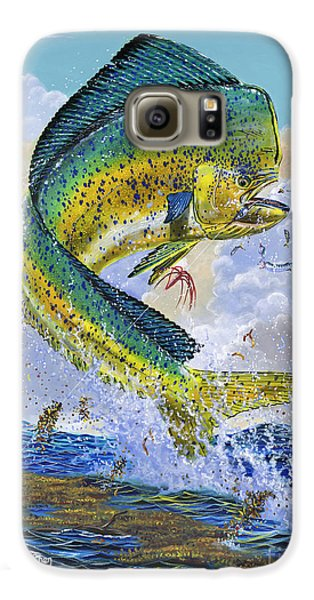Mahi Hookup Off0020 Galaxy S6 Case