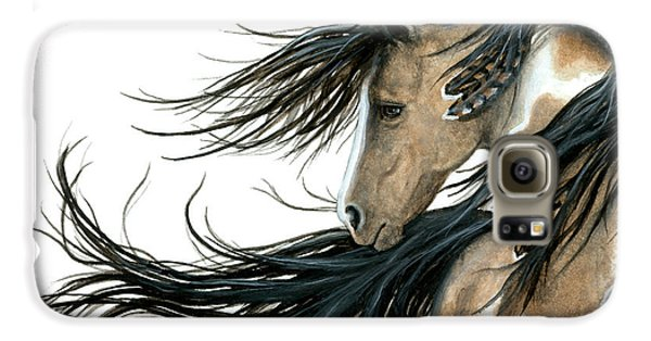 Majestic Horse Series 89 Galaxy S6 Case by AmyLyn Bihrle