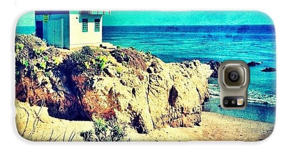 Sunny Galaxy S6 Case - Malibu by Jill Battaglia