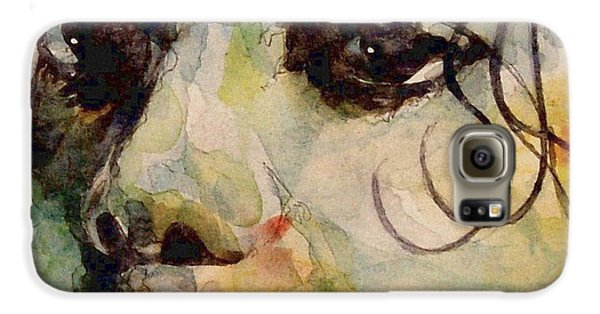 Man In The Mirror Galaxy S6 Case by Paul Lovering