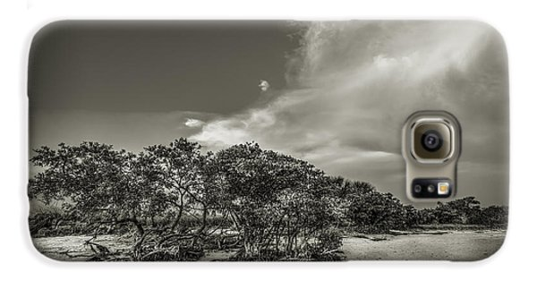Mangrove Galaxy S6 Case - Mangrove At Low Tide by Marvin Spates