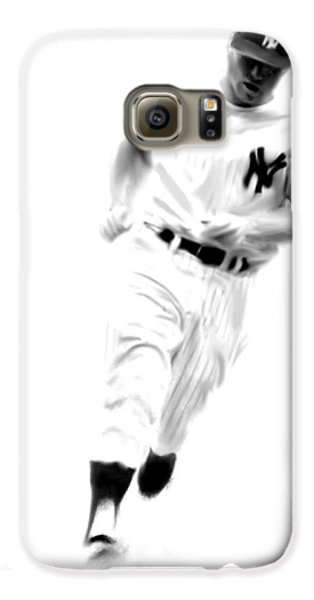 Mantles Gate  Mickey Mantle Galaxy S6 Case