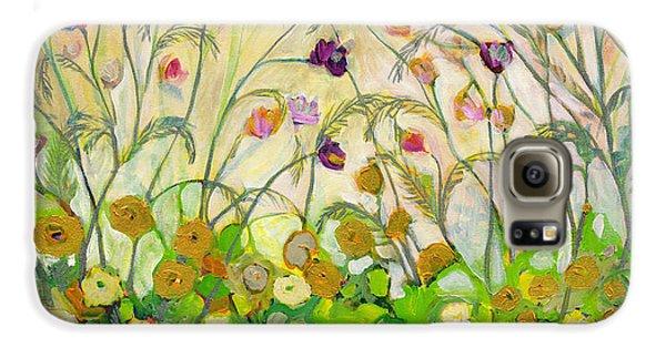 Impressionism Galaxy S6 Case - Mardi Gras by Jennifer Lommers