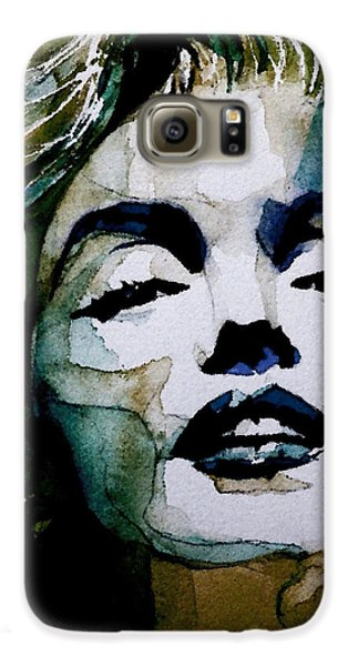 Marilyn No10 Galaxy S6 Case by Paul Lovering
