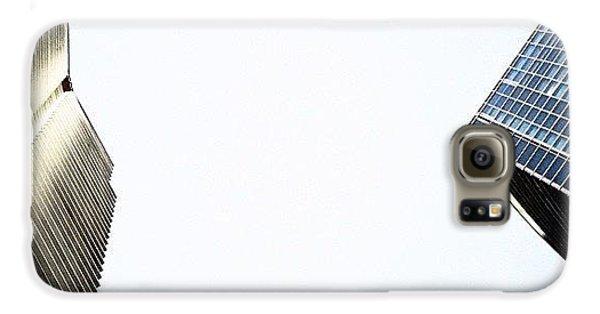 Iger Galaxy S6 Case - Marina Blue Bldg. & 1800 Club Bldg. - by Joel Lopez