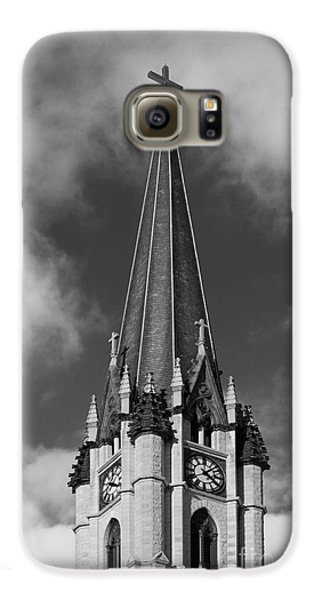 Marquette University - Church Of The Gesu Galaxy S6 Case by University Icons