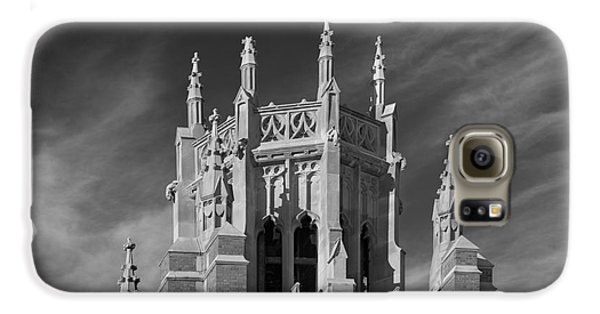 Marquette University Marquette Hall Galaxy S6 Case by University Icons