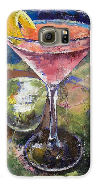 Martini Galaxy S6 Case by Michael Creese