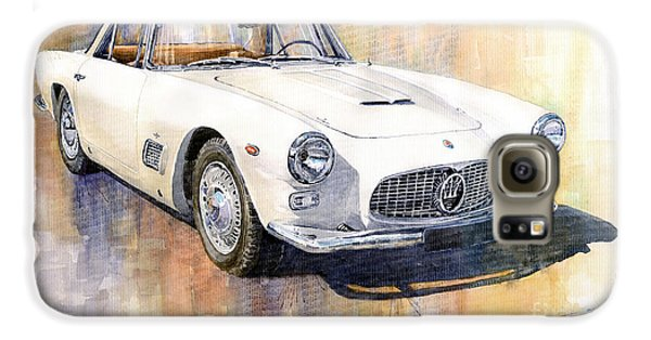 Transportation Galaxy S6 Case - Maserati 3500gt Coupe by Yuriy Shevchuk
