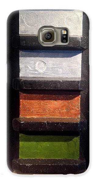 Galaxy S6 Case featuring the painting . by James Lanigan Thompson MFA