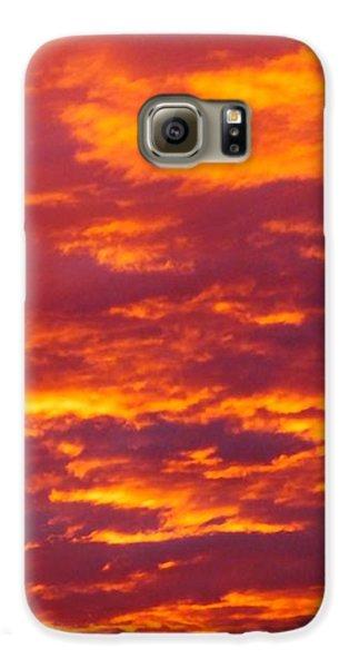 Matin De Feu Galaxy S6 Case