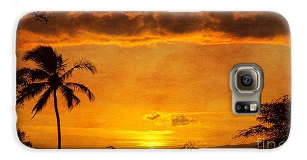 Maui Sunset Dream Galaxy S6 Case