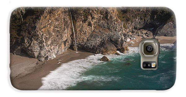 Mcvay Falls... Big Sur  Galaxy S6 Case