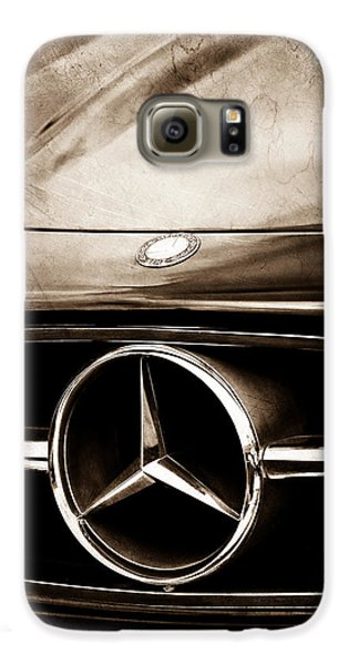 Mercedes-benz Grille Emblem Galaxy S6 Case