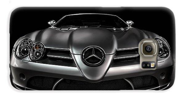 Automobile Galaxy S6 Case - Mercedes Mclaren Slr by Douglas Pittman