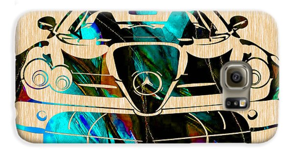Mercedes Painting Galaxy S6 Case