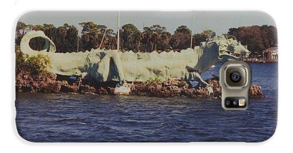 Merritt Island River Dragon Galaxy S6 Case