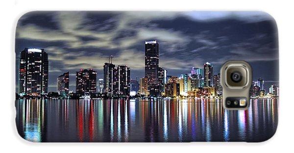 Miami Skyline Galaxy S6 Case