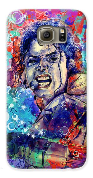 Michael Jackson 11 Galaxy S6 Case