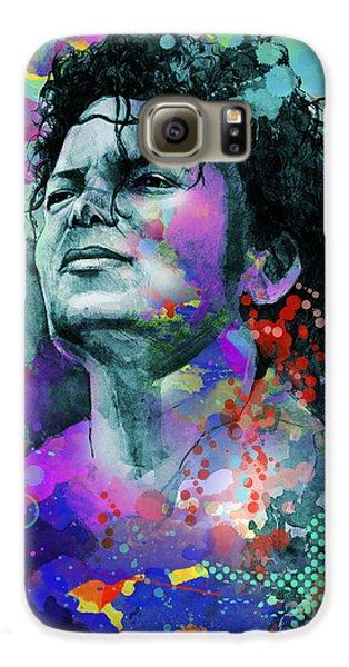 Michael Jackson 12 Galaxy S6 Case