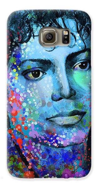 Michael Jackson 14 Galaxy S6 Case