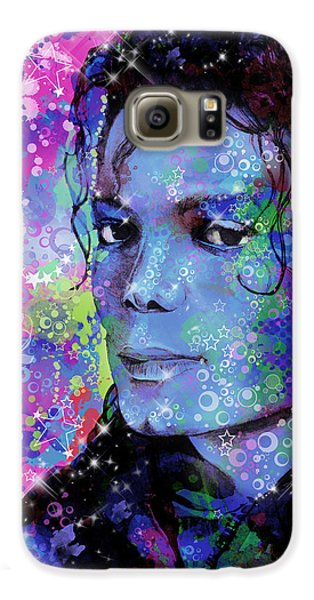Michael Jackson 17 Galaxy S6 Case